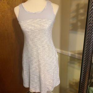 Columbia T-shirt Dress Gray heather Medium